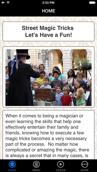 Street Magic Tricks - Beginner's Guide