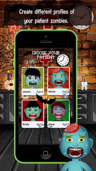 玩免費娛樂APP|下載Zombie Monster Dentist app不用錢|硬是要APP