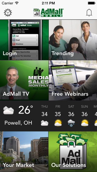 AdMall Mobile