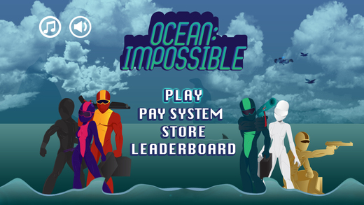 OceanImpossible Pro
