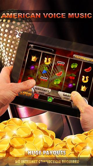 American Voice Music Slots - FREE Slot Game Galaxy Casino Las Vegas