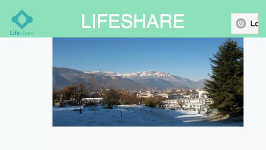 Lifeshare Tablet