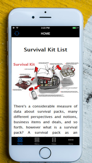 Survival Gear and Kit List - Best Diaster Preparedness