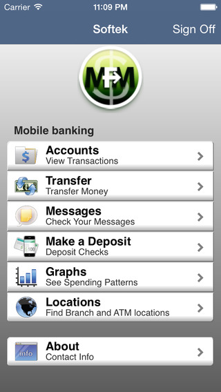Mobile Finance Manager