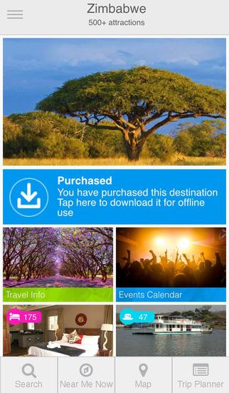 My Destination Zimbabwe Guide