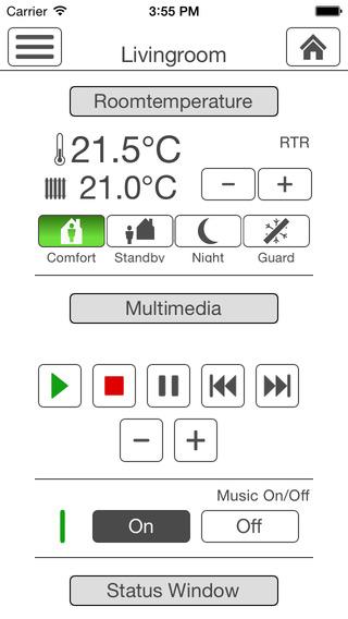 VisuControl for KNX