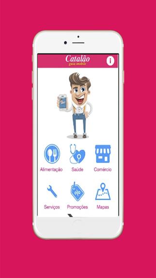 Catalão Guia Mobile
