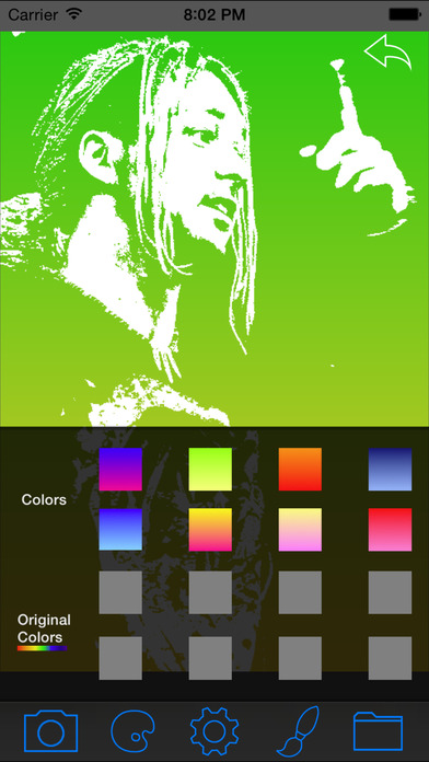colorShadow iPhone Screenshot 4