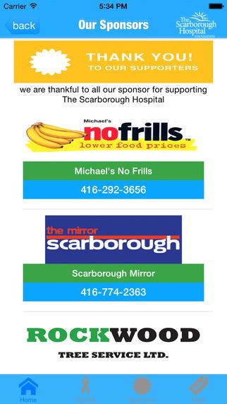 Scarborough Hospital Loyalty