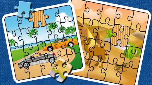 Preschool Adventure - Puzzle Games for Todllers