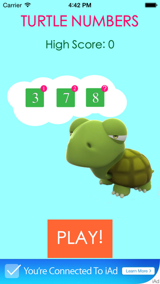 Turtle Numbers