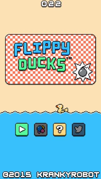 Flippy Ducks