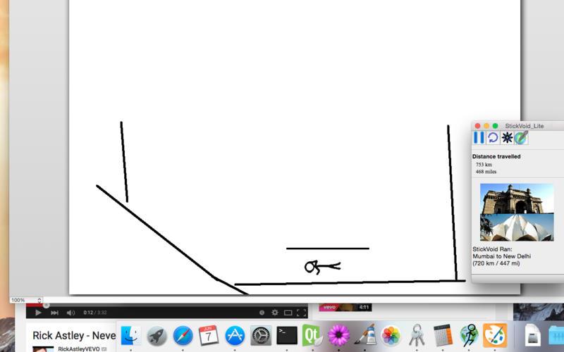StickVoidLite Screenshot - 2