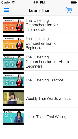 Learn Thai - Learn With Video