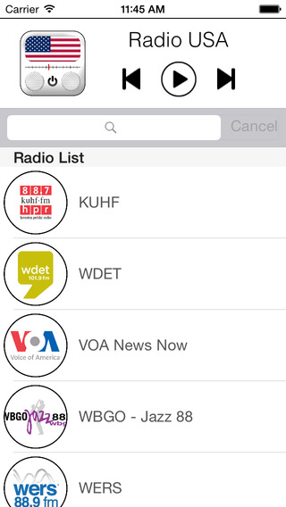 Radio USA Official Version Music News - Edition 2014