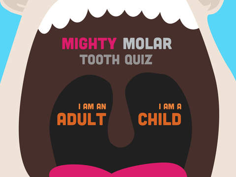 Mighty Molar Tooth Quiz