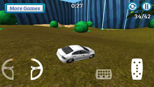Stunt Racer - Backyard