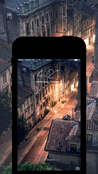 Free Wallpapers HD for iOS 8