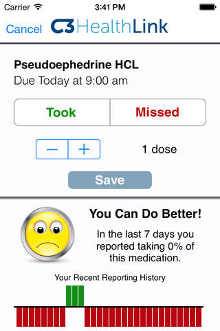 C3HealthLink screenshot 3