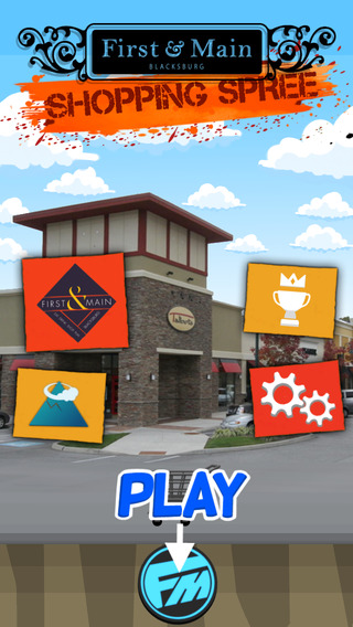 First Main Shopping Spree