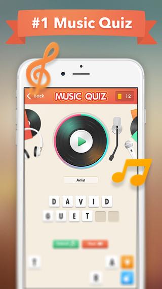 Music Quiz - name that tune