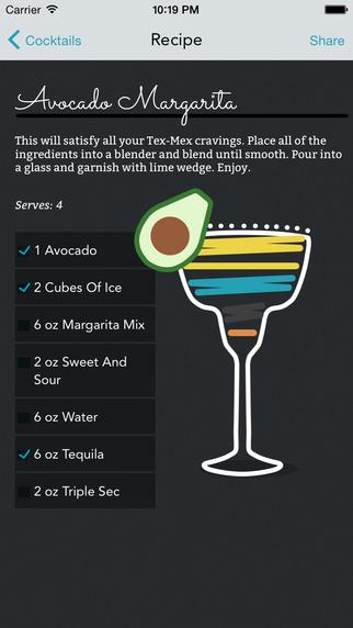 Mixtura - Cocktail Recipes