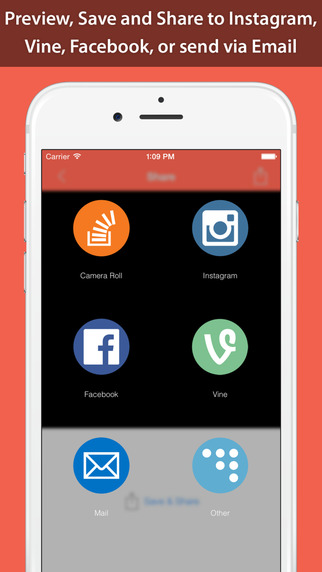 Photo & Video Collage Maker (Pro) for Instagram, Vine & YouTube Screenshots