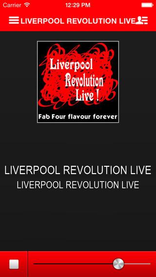 LIVERPOOL REVOLUTION LIVE