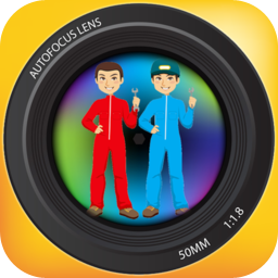 Twins Camera - Auto Stitch your clone photos - iOS Store App Ranking and App Store Stats