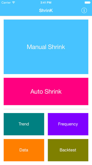ShrinK for Power Ball -- scientific lottery shrink filter app