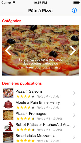Recette : réussir sa pizza garniture et pâte à pizza