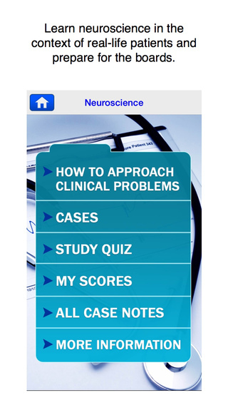 Case Files Neuroscience 2 E High Yield Clinical Neuro Cases Practice Questions for USMLE Step 1 Shel