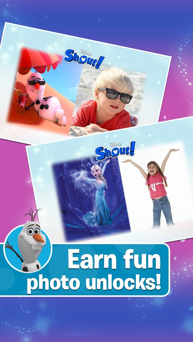 Disney Shout!  Screenshot