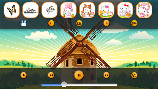 Kids Songs: Candy Music Box 8 - App Toys
