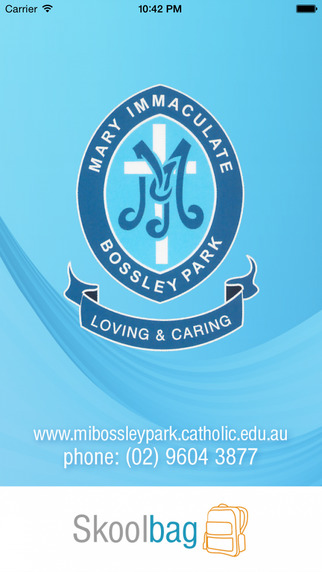 Mary Immaculate Primary Bossley Park - Skoolbag