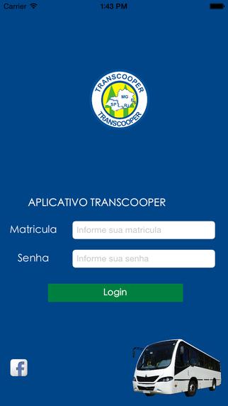 Aplicativo Transcooper