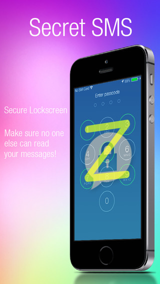 Protect SMS for iOs 8