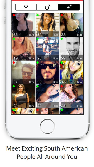 玩社交App|Conquistame - South American Dating App! Meet Latino Singles, Chat and Love免費|APP試玩