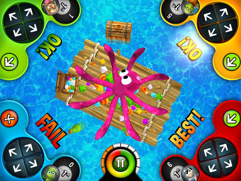 Very Hard Game - Best game to train your brain and reflex with up to 4 your friends iPad Screenshot 4