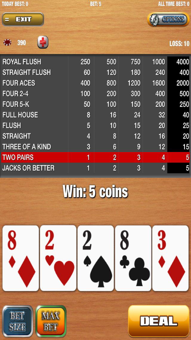 online casino for fun american poker 2