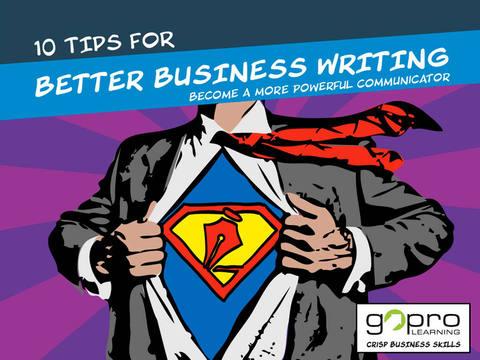 【免費教育App】Better Business Writing - Part 1-APP點子