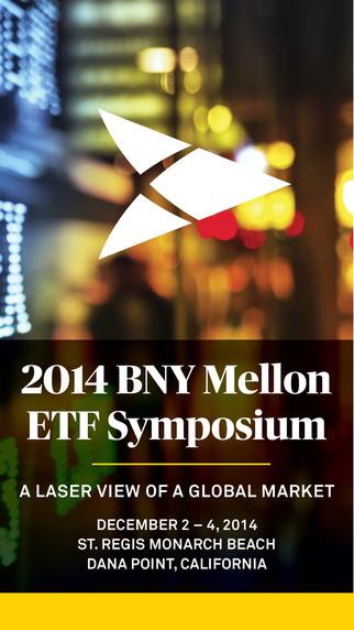 BNY Mellon ETF Symposium