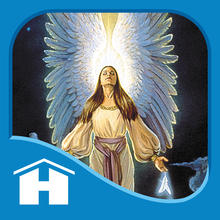 Healing with the Angels Oracle Cards - Doreen Virtue, Ph.D. - iOS Store App Ranking and App Store Stats