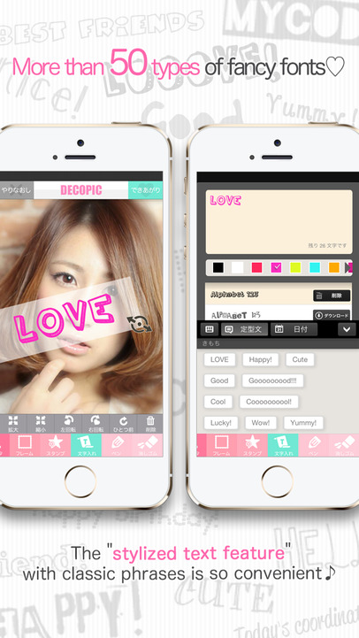 DECOPIC,Kawaii PhotoEditingApp - iPhone Mobile Analytics and App Store Data