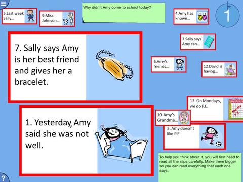 Digital Mysteries: Amy PSHE English