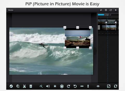 Cute CUT Pro - Full Featured Video Editor Screenshots