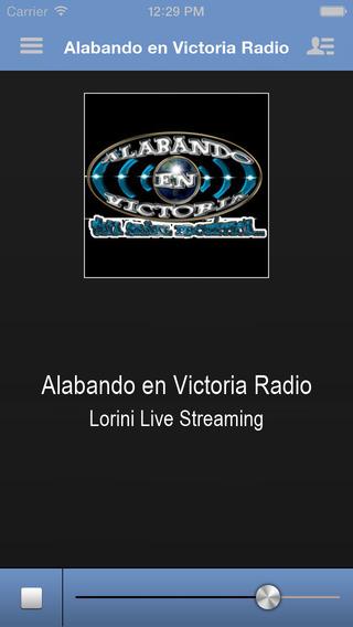 Alabando en Victoria Radio