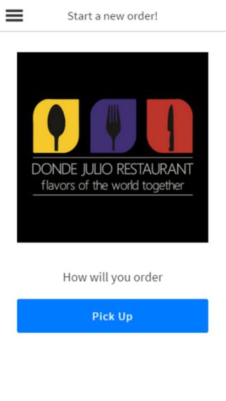 Donde Julio Restaurant