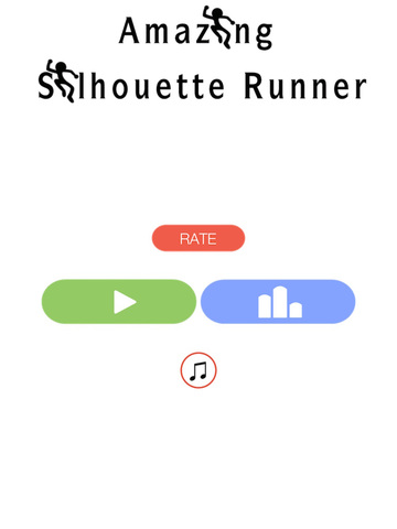 Amazing Silhouette Runner - An Endless Running Game-ipad-0