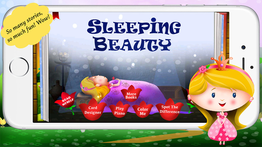 Sleeping Beauty by Story Time for Kids